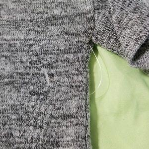 Ultra Teeze Tops - Ultra Teeze Ruffled Short Sleeve Bottom Rousching